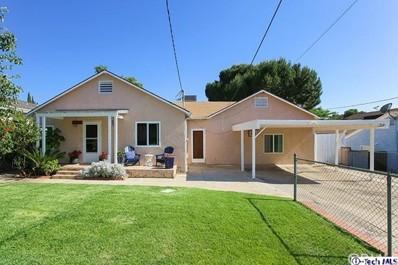 7826 Jayseel Street, Sunland, CA 91040 - MLS#: 318002694