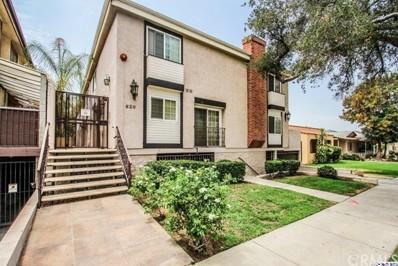 620 W Doran Street UNIT 7, Glendale, CA 91203 - MLS#: 318002754