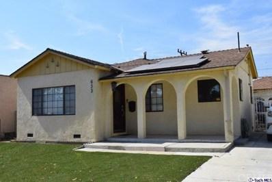 633 Hawthorne Street, Glendale, CA 91204 - MLS#: 318002838