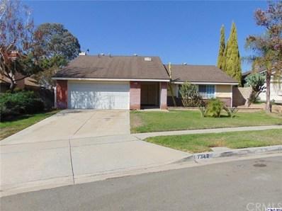 7348 Kamloops Avenue, Fontana, CA 92336 - MLS#: 318002900