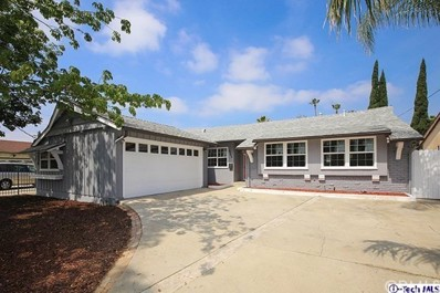 8545 Langdon Avenue, North Hills, CA 91343 - MLS#: 318003052