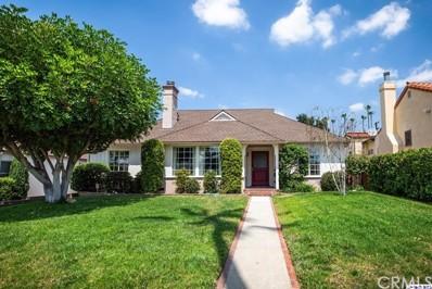 1531 Winchester Avenue, Glendale, CA 91201 - MLS#: 318003106