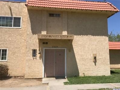 43619 Stanridge Avenue, Lancaster, CA 93535 - MLS#: 318003113