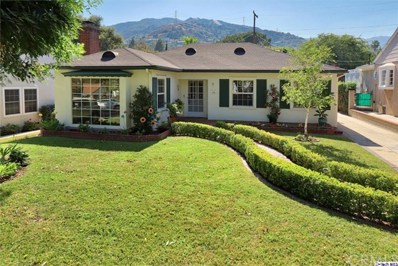 3435 Sierra Vista Avenue, Glendale, CA 91208 - MLS#: 318003138
