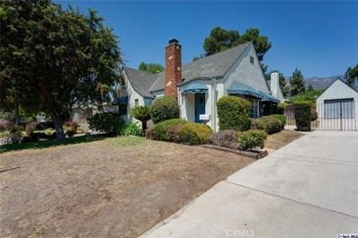 3127 Prospect Avenue, La Crescenta, CA 91214 - MLS#: 318003208