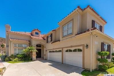 5168 Sky Ridge Drive, Glendale, CA 91214 - MLS#: 318003254