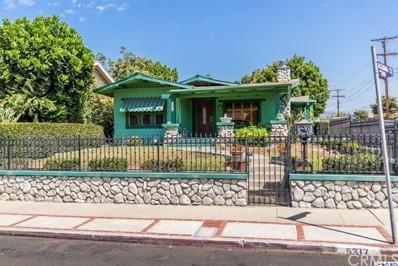 5317 Aldama Street, Los Angeles, CA 90042 - MLS#: 318003287