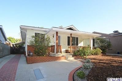 521 Hampton Road, Burbank, CA 91504 - MLS#: 318003297