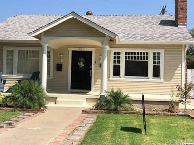 725 Palm Drive, Glendale, CA 91202 - MLS#: 318003362