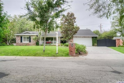 3221 Las Faldas Drive, Fullerton, CA 92835 - MLS#: 318003391