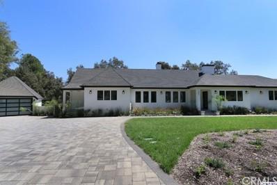 1860 Linda Vista Avenue, Pasadena, CA 91103 - MLS#: 318003439