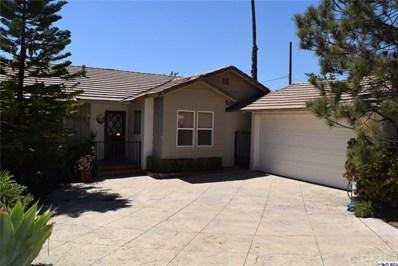 3836 Los Olivos Lane, Glendale, CA 91214 - MLS#: 318003575