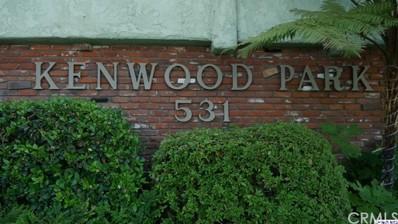 531 N Kenwood Street UNIT 208, Glendale, CA 91206 - MLS#: 318003580