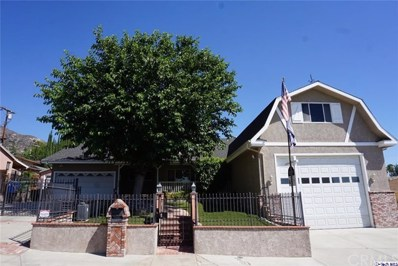 10162 Breidt Avenue, Tujunga, CA 91042 - MLS#: 318003672