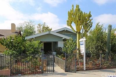 119 S Dillon Street, Los Angeles, CA 90057 - MLS#: 318003676