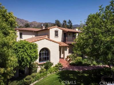 1925 W Mountain Street, Glendale, CA 91201 - MLS#: 318003678