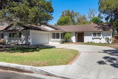 1717 Capistrano Circle, Glendale, CA 91208 - MLS#: 318003690