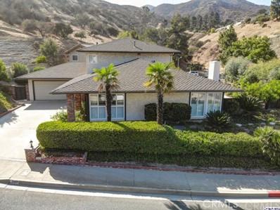 2007 Polaris Drive, Glendale, CA 91208 - MLS#: 318003726