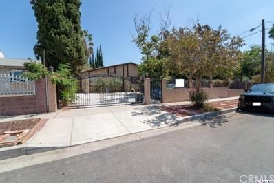 8116 Van Noord Avenue, North Hollywood, CA 91605 - MLS#: 318003748