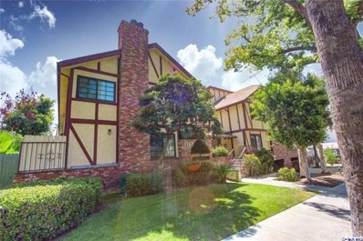 1162 Winchester Avenue UNIT I, Glendale, CA 91201 - MLS#: 318003779