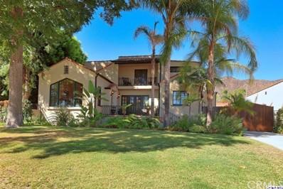 531 Monte Vista Avenue, Glendale, CA 91202 - MLS#: 318003791