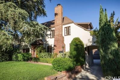 1632 Ard Eevin Avenue, Glendale, CA 91202 - MLS#: 318003801