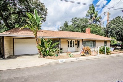 8407 Cora Street, Sunland, CA 91040 - MLS#: 318003803