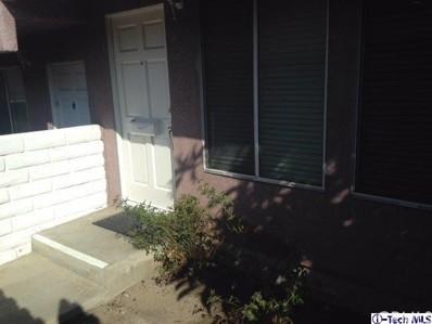 10249 Tujunga Canyon Boulevard UNIT 19, Tujunga, CA 91042 - MLS#: 318003829