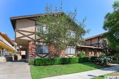 616 N Isabel Street UNIT 4, Glendale, CA 91206 - MLS#: 318003862