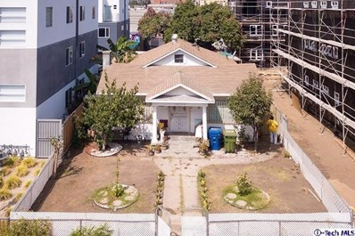 1009 N Oxford Avenue, Los Angeles, CA 90029 - MLS#: 318003924