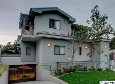 460 W California Avenue UNIT 101, Glendale, CA 91203 - MLS#: 318003949