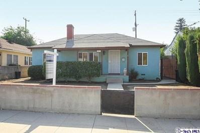 525 N Buena Vista Street, Burbank, CA 91505 - MLS#: 318004041