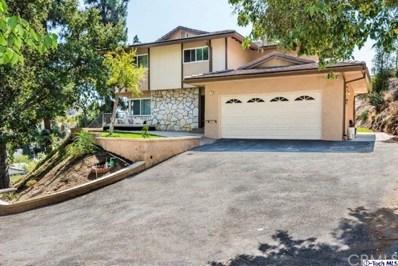 2123 Eastedge Drive, Glendale, CA 91206 - MLS#: 318004052