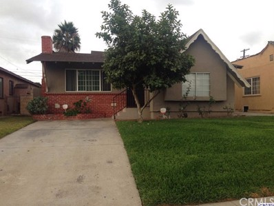 524 W 113TH Street, Los Angeles, CA 90044 - MLS#: 318004057