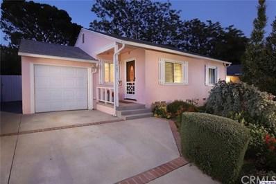 17407 Burma Street, Encino, CA 91316 - MLS#: 318004153
