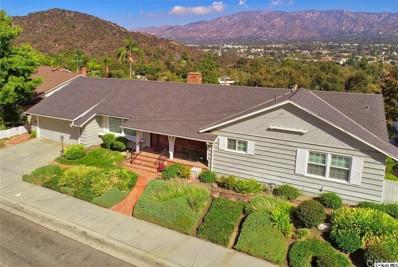 3615 Emanuel Drive, Glendale, CA 91208 - MLS#: 318004163
