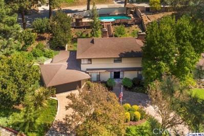 1542 Moreno Drive, Glendale, CA 91207 - MLS#: 318004169