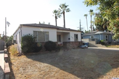 743 N Beachwood Drive, Burbank, CA 91506 - MLS#: 318004170