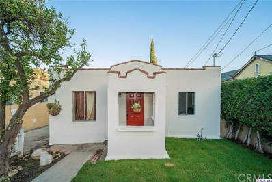 1200 N Hazard Avenue, Los Angeles, CA 90063 - MLS#: 318004237