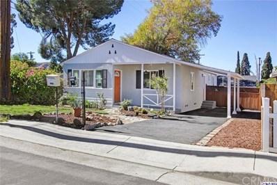 10819 Scoville Avenue, Sunland, CA 91040 - MLS#: 318004240