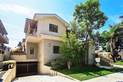 460 W California Avenue UNIT 103, Glendale, CA 91203 - MLS#: 318004276