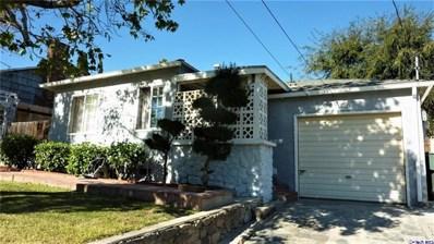 3643 3rd Avenue, Glendale, CA 91214 - MLS#: 318004291