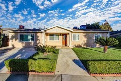 6532 Van Noord Avenue, North Hollywood, CA 91606 - MLS#: 318004299