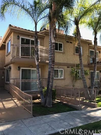 550 E Santa Anita Avenue UNIT 201, Burbank, CA 91501 - MLS#: 318004308