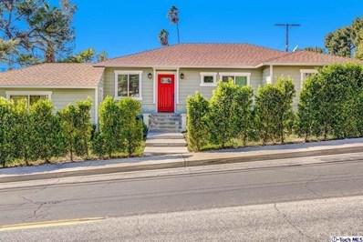 4881 Cheryl Avenue, Glendale, CA 91214 - MLS#: 318004336