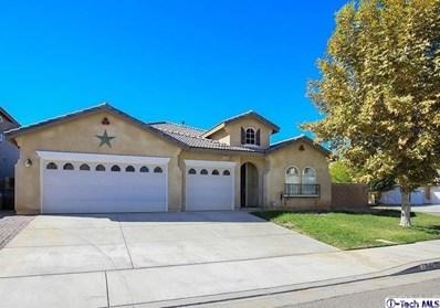 3102 Club Rancho Drive, Palmdale, CA 93551 - MLS#: 318004363