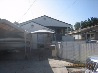 8614 Wentworth Street, Sunland, CA 91040 - MLS#: 318004439