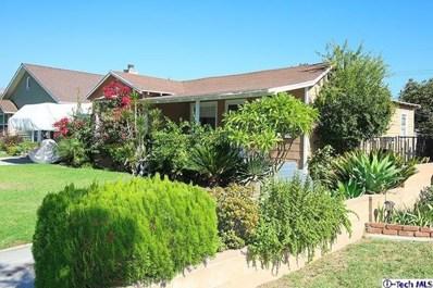 1030 N Parish Place, Burbank, CA 91506 - MLS#: 318004459