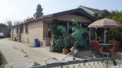 122 E 97th Street, Los Angeles, CA 90003 - MLS#: 318004479