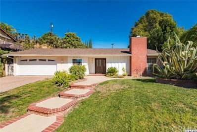 17111 Lorillard Street, Granada Hills, CA 91344 - MLS#: 318004520
